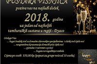 Čarobna nova godina na Pustari Višnjica uz tamburaški sastav Dyaco