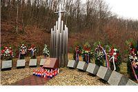 Komemoracija za poginule hrabre hrvatske branitelje kod Brusnika u srijedu, 10. siječnja