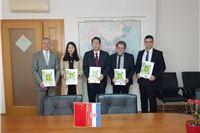 Potpora NR Kine sajmu Viroexpo i razvoju međusobnih gospodarskih odnosa