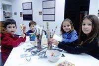 MASKE DO DASKE Radionica zabavila Virovitičane – najmlađi i njihovi roditelji pokazali svoju kreativnost