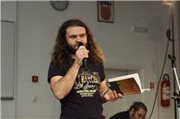Siniša Matasović i umjetnička scena Siska večeras u Cugu