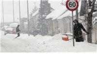 Državni hidrometeorološki zavod prognozira: Nedjeljno jutro u Virovitici bit će na -14°C, a u Slatini -16°C