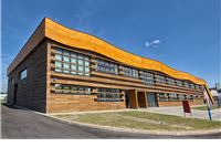 """Panonski drvni centar kompetencija dobitnik je nagrade za doprinos razvoju poduzetništva u Srednjoj i Jugoistočnoj Europi """"Stvaratelji za stoljeća"""""""