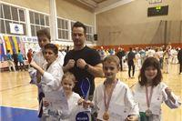Uspjeh suhopoljskih karatista na međunarodnim natjecanju u kyokushinkai karate sportu