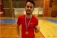 Renato Pekić osvojio zlato na Državnom prvenstvu u grapplingu