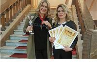 Virovitička frizerka Ivana Vanjhal na natjecanju u Banja Luci u kategoriji Progressive Cut osvojila prvo,a u kategoriji Avantgarde Cut drugo mjesto