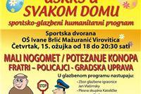 Uskrs u svakom domu: Na humanitarnom nogometnom turniru danas igraju fratri, policajci i gradska uprava, gost večeri Miroslav Škoro