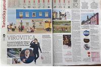 Turistička patrola Večernjeg lista: Goranova kolekcija malih vlakova najveća na Balkanu, među figuricama i noćne dame