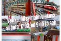 Danas na Željezničkom kolodvoru od 9 do 15 sati Burza malih vlakova, dolaze kolekcionari iz Hrvatske, Srbije, Slovenije i BiH