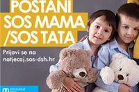 Udruga SOS Dječje selo Hrvatska raspisala je natječaj za radno mjesto: SOS mama/SOS tata