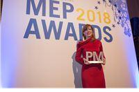 Biljana Borzan osvojila EU Oscara za zastupnicu godine