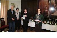 Izložba vina slatinskog vinogorja: Najviše zlatnih plaketa osvojila je vinarija 4b iz Lukavca