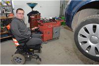 Stroj mu odrezao noge i ruku: Proteze će mi pomoći da živim