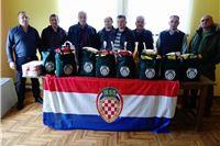 Članovi HSS Špišić Bukovice prikupili i donirali najosnovnije životne namirnice
