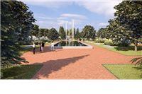 Fontana u parku koštat će nas 3,4 milijuna kuna, bit će pozamašnih dimenzija - 30 x 10 metara