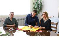 Gradonačelnica Petin primila sjajnog rukometaša Marka Cingela