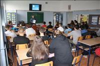 U Osnovnoj školi Ivana Brlić Mažuranić u Virovitici oržano predavanje Zdrav za 5