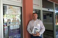 """Na međunarodnoj konferenciji u Tuzli Siniša Brlas predstavio projekt """"Psihologija u zaštiti mentalnog zdravlja"""""""