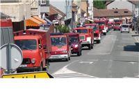 Svečano i radno obilježena 25. obljetnica Vatrogasne zajednice Virovitičko-podravske županije