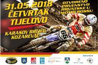 Današnji blagdan možete provesti u Kozarevcu na motocrossu, moglo bi biti uzbudljivo