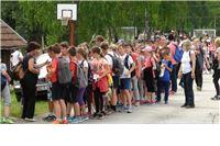 Šetnja i druženje za kraj školske godine