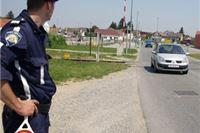 Promet na prijelazima željezničke pruge - 14 prekršaja u 4 sata policijskog nadzora