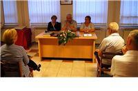 """Promocija knjige """"Slatinski župnik Julije Bürger"""", Olivera Jukića"""