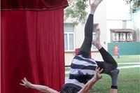 Prvi Street art fest u Slatini: Žongleri, bubnjari i nevrijeme