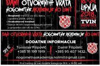 Dani otvorenih vrata Nogometne akademije No Limit