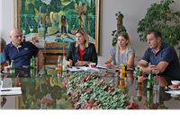 Sastanak čelnika Grada Orahovice s predstavnicima Keramike Modus bez očekivano...