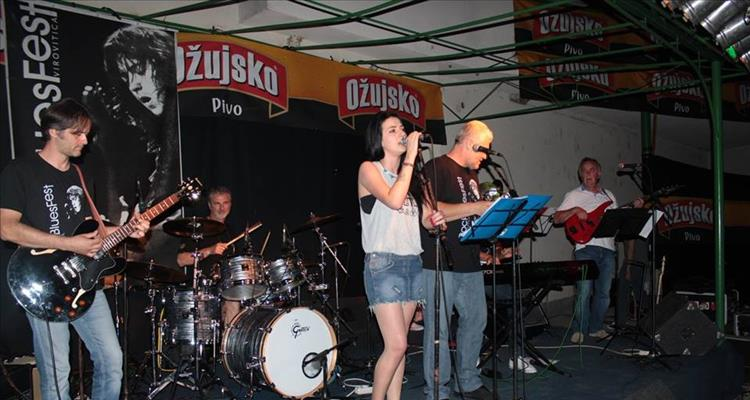 Ve�eras u Slatini  - Ohio Band