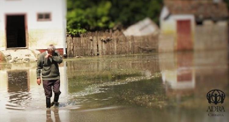 ADRA hitno tra�i volontere za pomo� poplavljenom podru�ja u Isto�noj Slavoniji