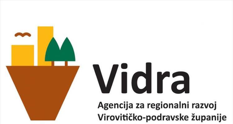 VIDRA Agencija za regionalni razvoj Viroviti�ko-podravske �upanije ima novi vizualni identitet