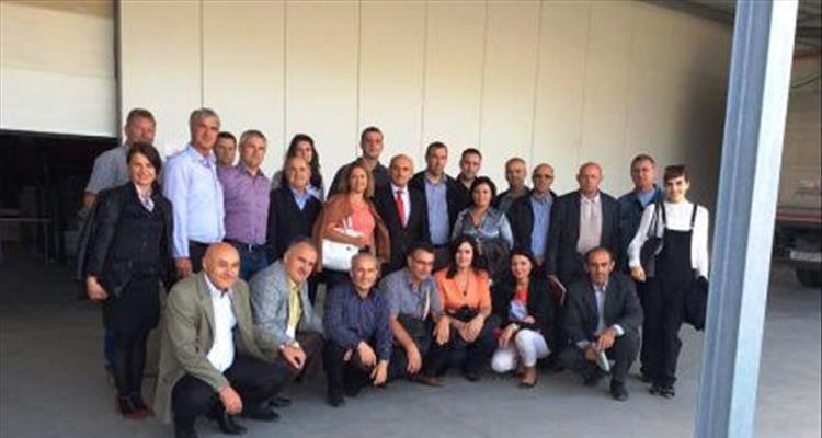 Predstavnici kosovske Savjetodavne slu�be Ministarstva poljoprivrede u posjetu op�ini Luka�