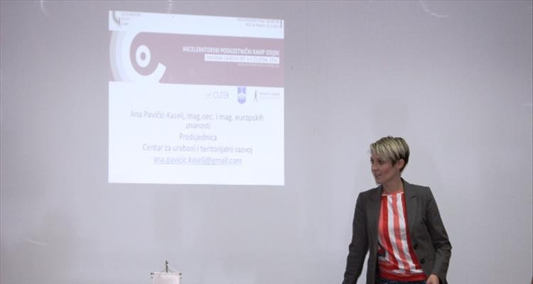Predstavljen Akceleratorski poduzetni�ki kamp Osijek.