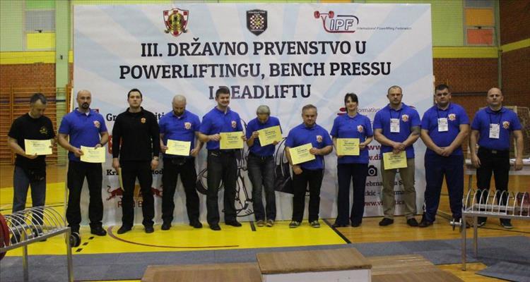 Danijel �kopec, Dra�en Moslavac, Zoran Fu�kar, Dijana Bi�ani� i Ivan Meter postali licencirani sudci po pravilima IPF-a
