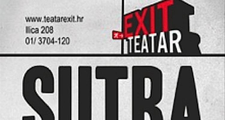Sutra (ni) je novi dan Teatra EXIT ve�eras zatvara Virkas
