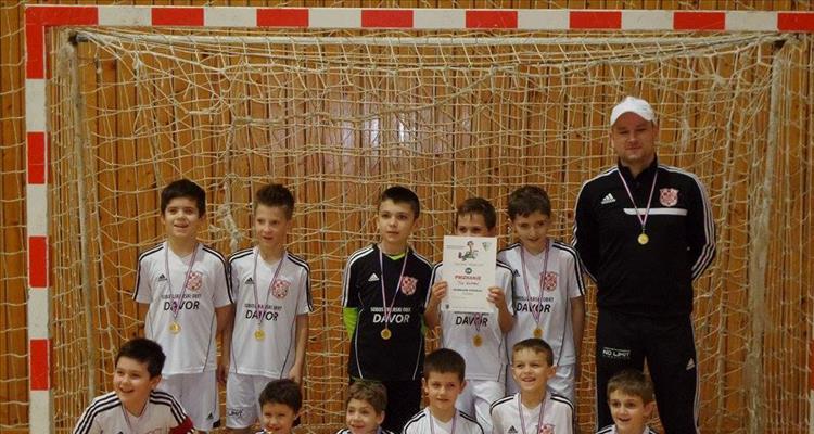 Nogometna akademija No Limit obranila pro�logodi�nji naslov na turniru Kuna kupa