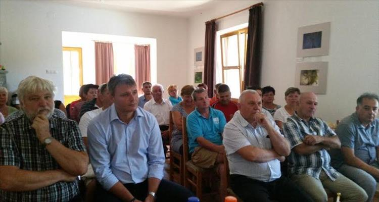 Konferencija u Szentborbas: Mogućnosti prekogranične suradnje 2014.-2020