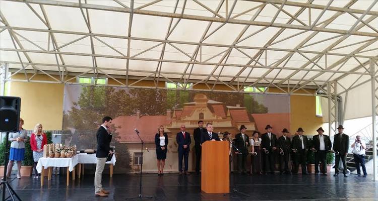 """Gospodarstvo Virovitičko – podravske županije na 22. međunarodnom sajmu poljoprivrede """"Gazdanapok"""" u Szentlorincu"""