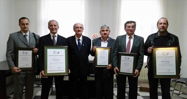Direktoru HGK – Županijske komore Virovitica dodijeljen  Povelja - Diploma Regionalne privredne komore Kikinda