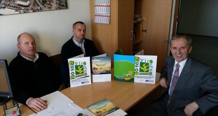 Promocija Slovenije na Viroexpu