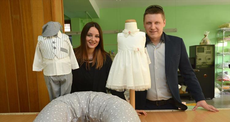 Tekstilna tvrtka iz Pitomače napravila multifunkcionalni dječji krevetić duplo jeftiniji od Stokkea