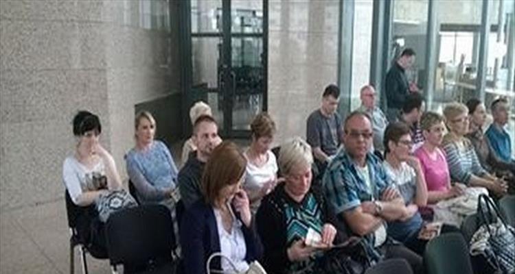 Članovi društva multiple skleroze na seminaru Multiple skleroza – Bolest koju treba odmah liječiti