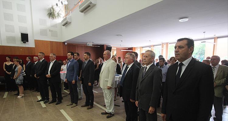 Proslava Dana državnosti i 25. godišnjice neovisnosti Hrvatske u Pečuhu