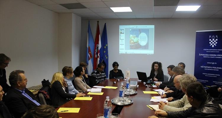 U HGK – Županijskoj komori Virovitica održana radionica o osnivanju proizvođačkih grupa i organizacija
