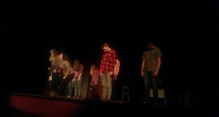 Kazališna predstava Kako sam ponovno postao normalan za učenike sedmih razreda