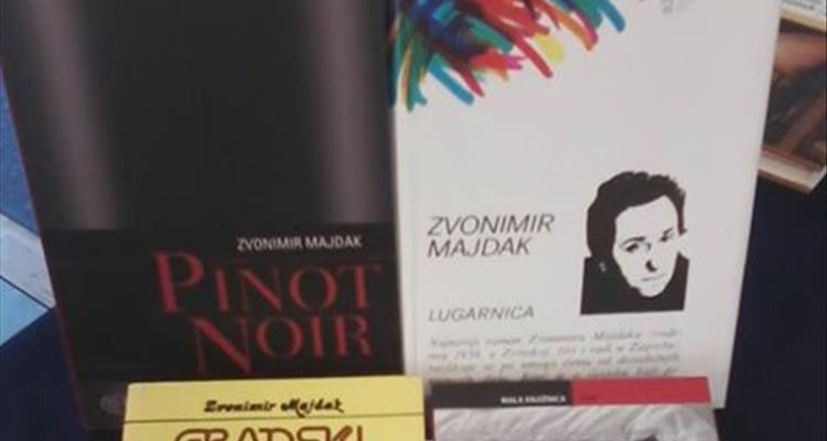 Virovitički pozdrav Zvonimiru Majdaku: Majdak je bio naš književni Casanova i Bukowski naših dana