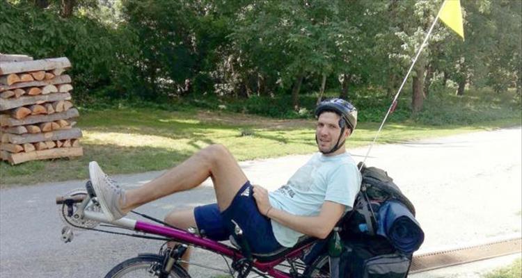 Zdenko ispedalirao 1076 kilometara do Stuttgarta