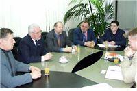Predsjednik Hrvatske vatrogasne zajednice u Virovitici